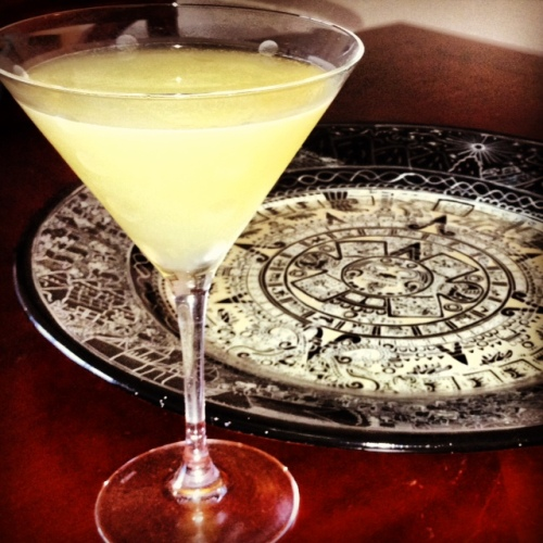 Spicy Mexican Martini