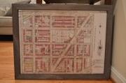 1920s map of our neighborhood