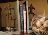 bird cage book ends