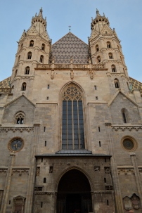 St. Stephen's Cathedral exterior