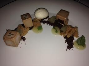 Bellevue dessert