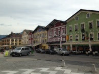 Mondsee shops and cafes