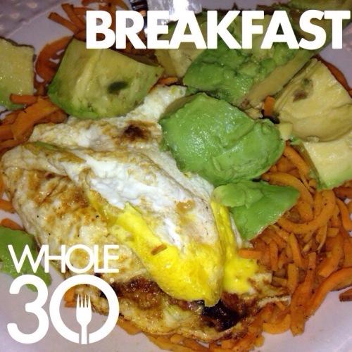 prep breakfast the night before