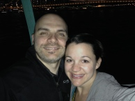 river cruise selfie