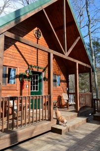 """""""our"""" cabin"""