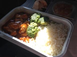 Air Berlin food