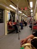 Budapest metro