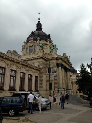 The Széchenyi Thermal Bath