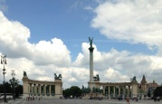 Heroes' Square and the Millennium Monument