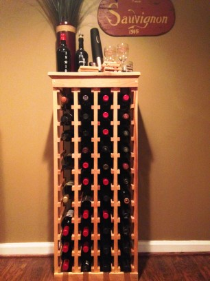 our wine collection