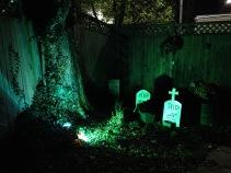 backyard graveyard