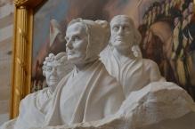 Suffrage Statue