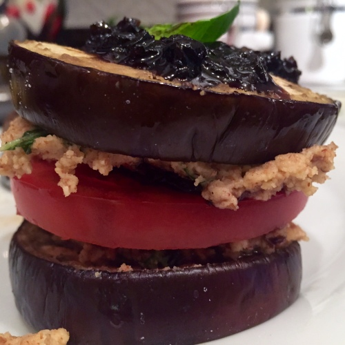 Eggplant Ricotta Stacks from Nom Nom Paleo